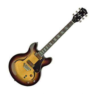 Vox Virage DC Vintage Sunburst Electric Guitar