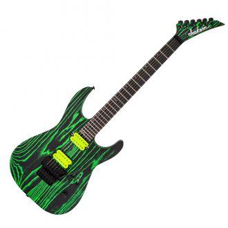 Jackson Pro Series Dinky DK2 Ash Green Glow Ηλεκτρική Κιθάρα