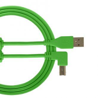Καλώδιο UDG U95004GR ULTIMATE AUDIO USB GREEN 1m ΓΩΝΙΑ