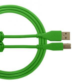 Καλώδιο UDG U95001GR ULTIMATE AUDIO USB GREEN 1m