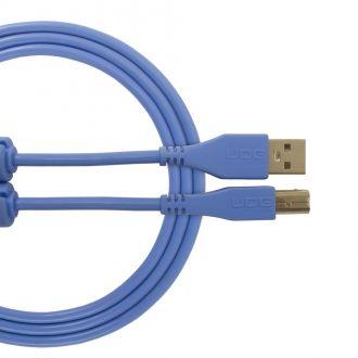 Καλώδιο UDG U95001LB ULTIMATE AUDIO USB LIGHT BLUE 1m