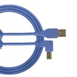 Καλώδιο UDG U95004LB ULTIMATE AUDIO USB LIGHT BLUE 1m ΓΩΝΙΑ