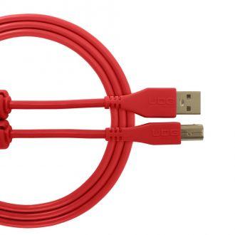 Καλώδιο UDG U95003RD ULTIMATE AUDIO USB RED 3m