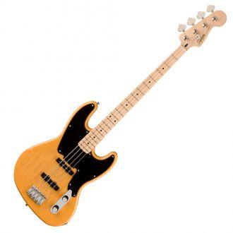 Squier Paranormal Jazz Bass '54 MN BPG Butterscotch Blonde Electric Bass