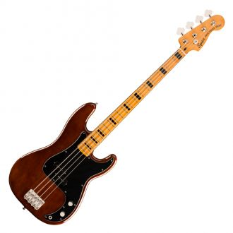 Squier Classic Vibe '70s Precision Bass MN Walnut Electric Bass
