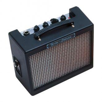Fender MD20 Mini Deluxe Black Ενισχυτής Κιθάρας