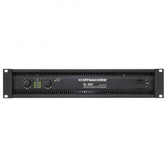 Dynacord SL900 2U 2 x 450 Watts/4Ω Τελικός Ενισχυτής