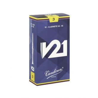 VANDOREN V21 Καλάμι Κλαρινέτου Bb No.3