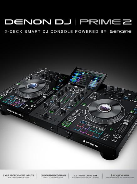 Denon Prime 2 DJ